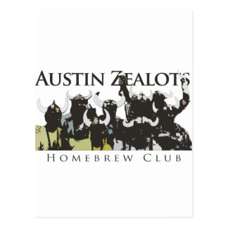 Zealots Logo 2013 Postcard