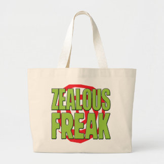 Zealous Freak G Canvas Bag