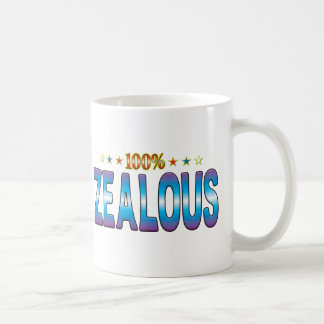 Zealous Star Tag v2 Coffee Mug