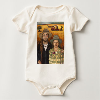 Zeb & Ellen Baby Bodysuit