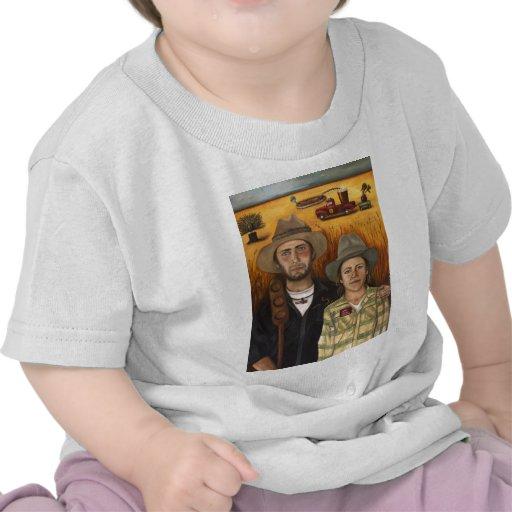Zeb y Ellen Camiseta
