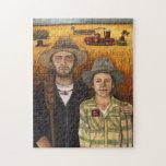 Zeb y Ellen Puzzle Con Fotos