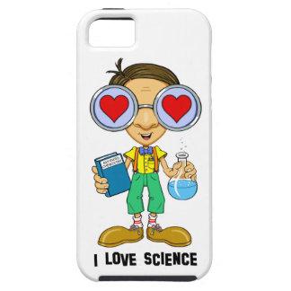 Zebart (ciencia del amor de I) la colección de iPhone 5 Funda