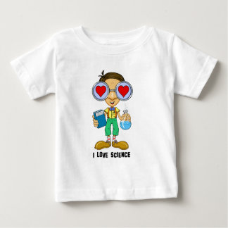 Zebart (I love Science)The Hollyweirdos Collection Baby T-Shirt