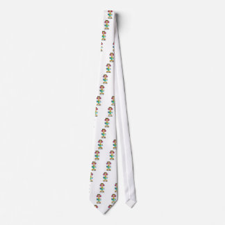 Zebart (I love Science)The Hollyweirdos Collection Tie