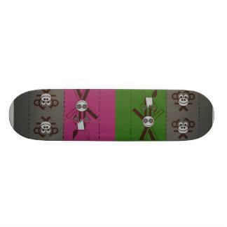 Zebastian and Bernhard - LONVIG by MINYMO Skateboard Deck
