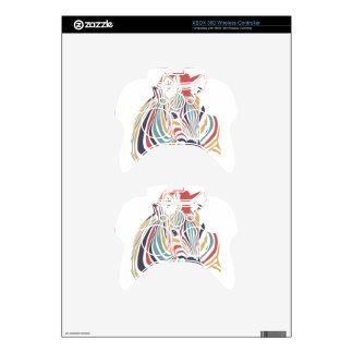 zebra_3.png xbox 360 controller decal