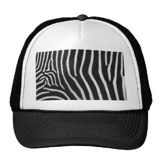 zebra-9 trucker hat