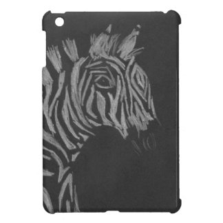 Zebra Abstract Case For The iPad Mini