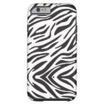 Zebra Abstract Iphone 6 case