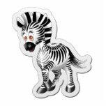 Zebra Acrylic Cut Out
