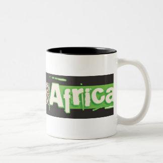 Zebra Africa mugs & cups