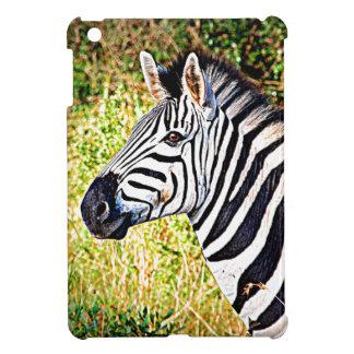 Zebra African Zoo Animal Photo Design iPad Mini Case