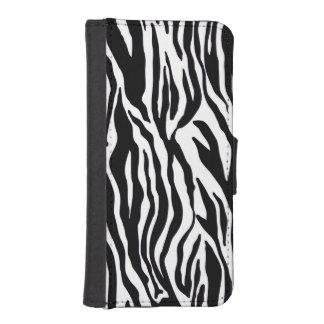 Zebra Animal Print iPhone 5/5s iPhone 5 Wallet