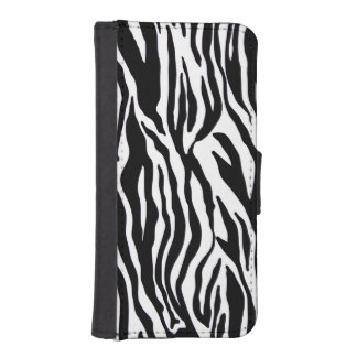 Zebra Animal Print iPhone 5/5s iPhone SE/5/5s Wallet