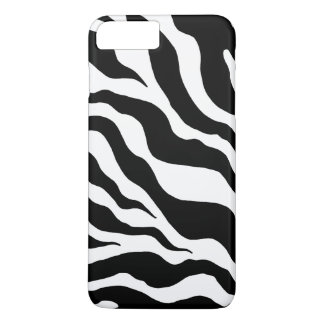 Zebra Animal Print iPhone Case