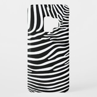 Zebra Animalprint... Case-Mate Samsung Galaxy S9 Case