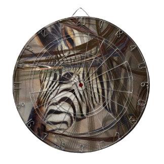 Zebra animals,wildlife,wildlife art,nature gifts dartboards