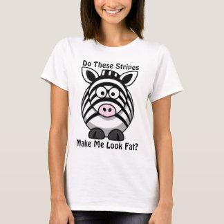 Zebra Art T-Shirt