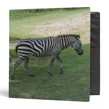 everydaylifesf Zebra Binder