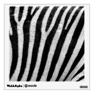 White Stripes Wall Decals Wall Stickers Zazzle - Zebra stripe wall decals