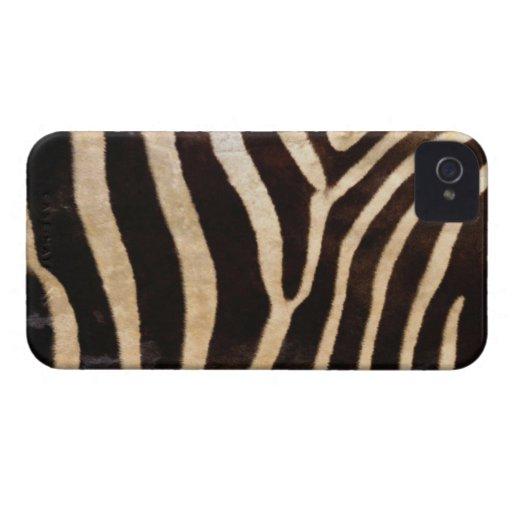 Zebra Body Fur Skin BlackBerry Bold Case Cover