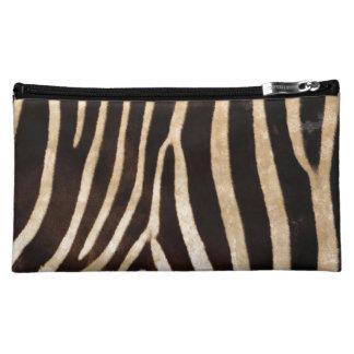 Zebra Body Fur Skin Case Cover Cosmetic Bag