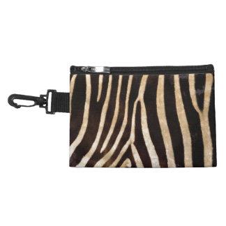 Zebra Body Fur Skin Case Cover Accessory Bags