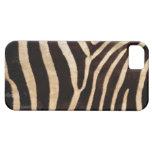 Zebra Body Fur Skin Case Cover iPhone 5 Covers