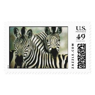 """Zebra Buddies"" Stamp"