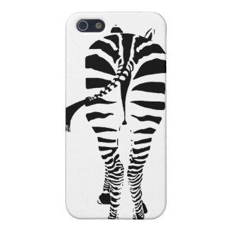 Zebra butt iPhone SE/5/5s case