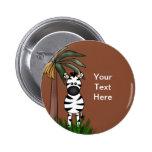 Zebra  Buttons