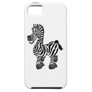 Zebra Cartoon iPhone SE/5/5s Case
