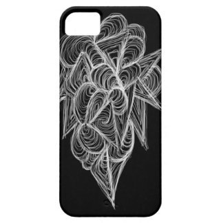 Zebra Case (Noir) iPhone 5 Case