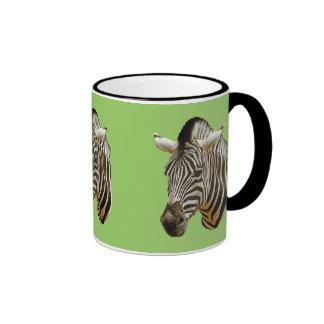 Zebra Ceramic Mug