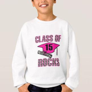 Zebra Class of 15 Rocks Sweatshirt