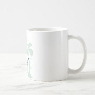 zebra classic white coffee mug