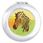 Zebra Compact Mirrors