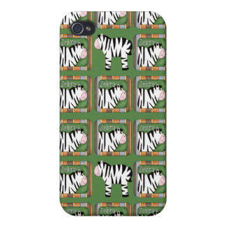 Zebra Covers For iPhone 4