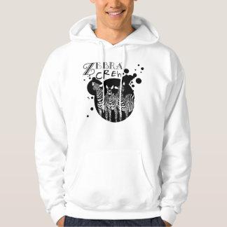 Zebra Crew Splatter Light Shirt