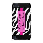 Zebra Custom Music iPod Case iPod Touch (5th Generation) Cases
