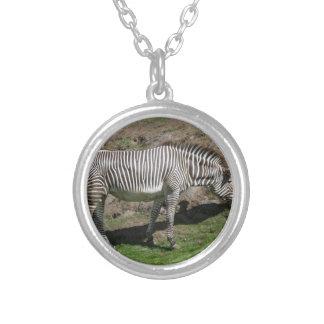 Zebra Custom Necklace
