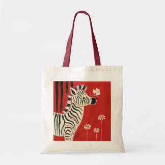 Zebra, Daisies & Butterfly Bags