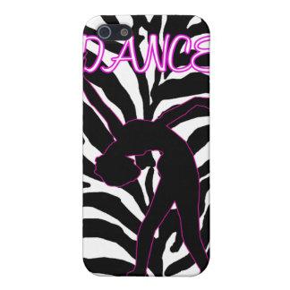 Zebra DANCE iPhone 5 Case