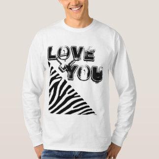 Zebra Design on Men's Basic Long Sleeve T-Shirt