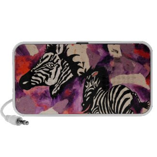 Zebra Dreams doodle