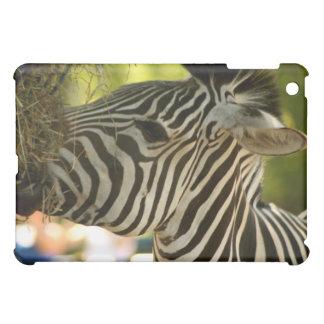 Zebra Eating IPad Case