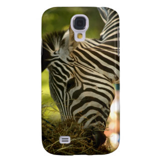 Zebra Eating IPhone 3 Case