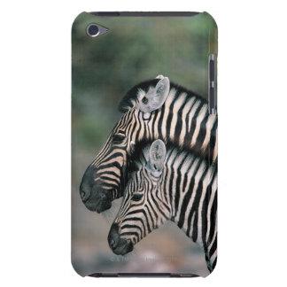 Zebra (Equus burchelli), Etosha National Park, Barely There iPod Case