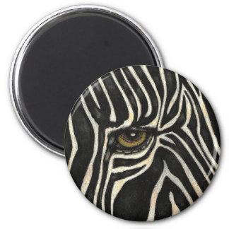Zebra Eye Magnet